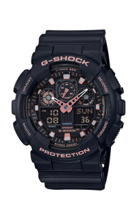 G-Shock Analog-Digital GA-100GBX-1A4