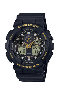 G-Shock Analog-Digital GA-100GBX-1A9