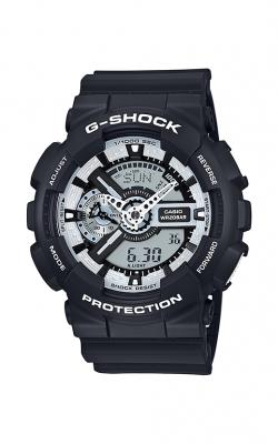 G-Shock Analog-Digital Watch GA110BW-1A product image