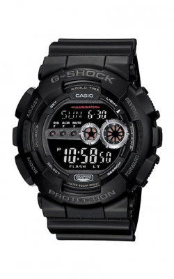 G-Shock Digital Watch GD100-1B product image