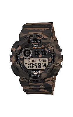 G-Shock Digital Watch GD120CM-5 product image