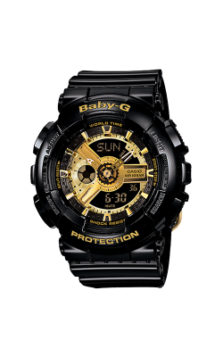 G-Shock Baby-G Watch BA110-1A product image