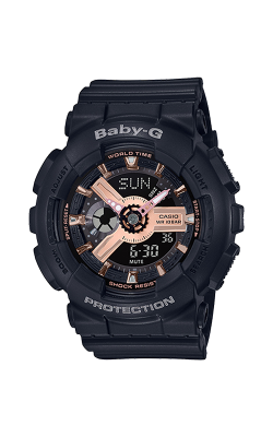 G-Shock Baby-G Watch BA110RG-1A product image