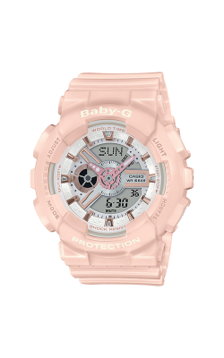 G-Shock Baby-G Watch BA110RG-4A product image