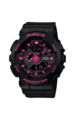 G-Shock Baby-G Watch BA111-1A product image