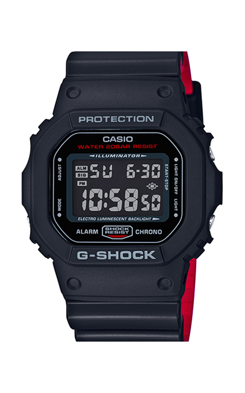 G-Shock Watch DW5600HR-1 product image