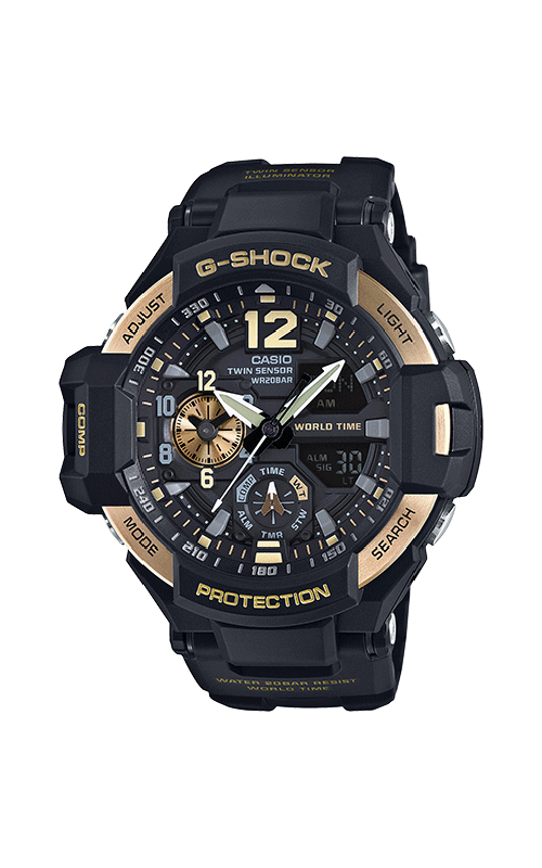 G-Shock Master Of G Watch GA1100-9G product image