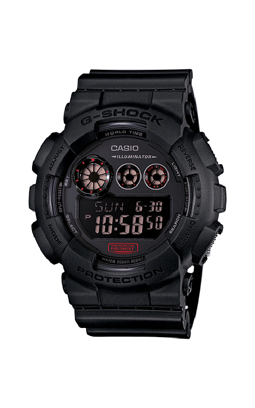 G-Shock Watch GD120MB-1 product image