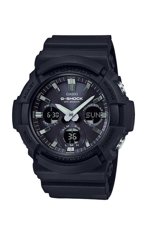 G-Shock Watch GAS100B-1A product image