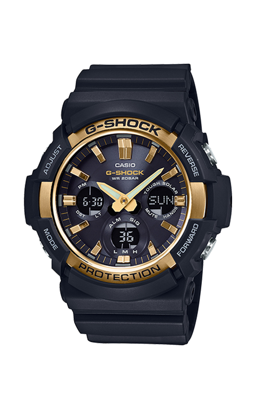 G-Shock Watch GAS100G-1A product image