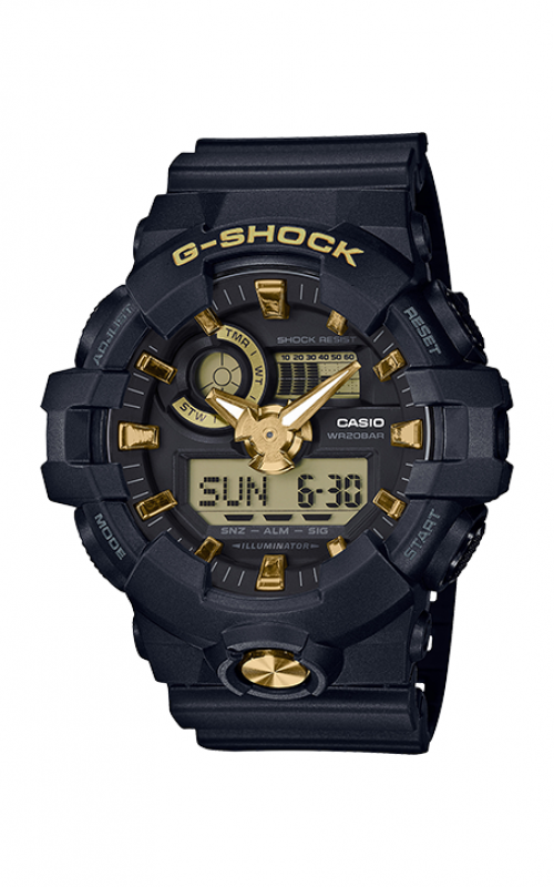 G-Shock Watch GA710B-1A9 product image