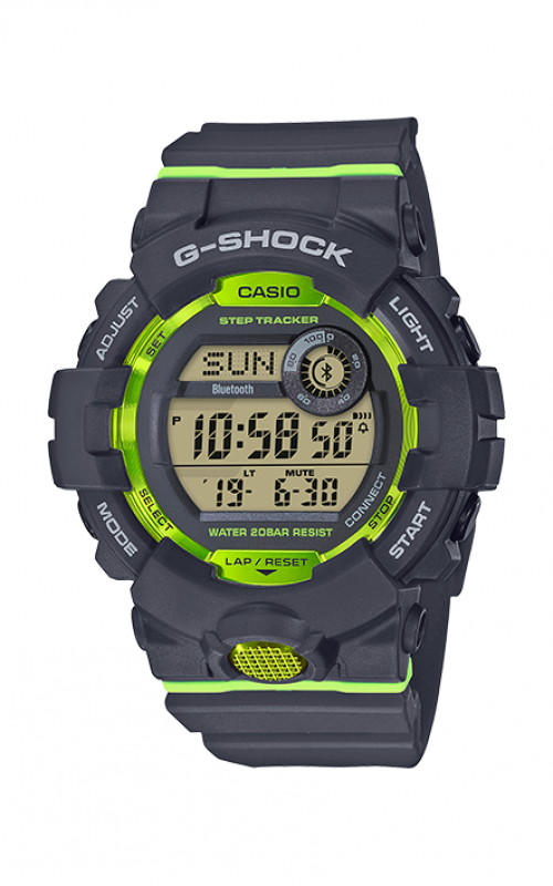 G-Shock Watch GBD800-8 product image