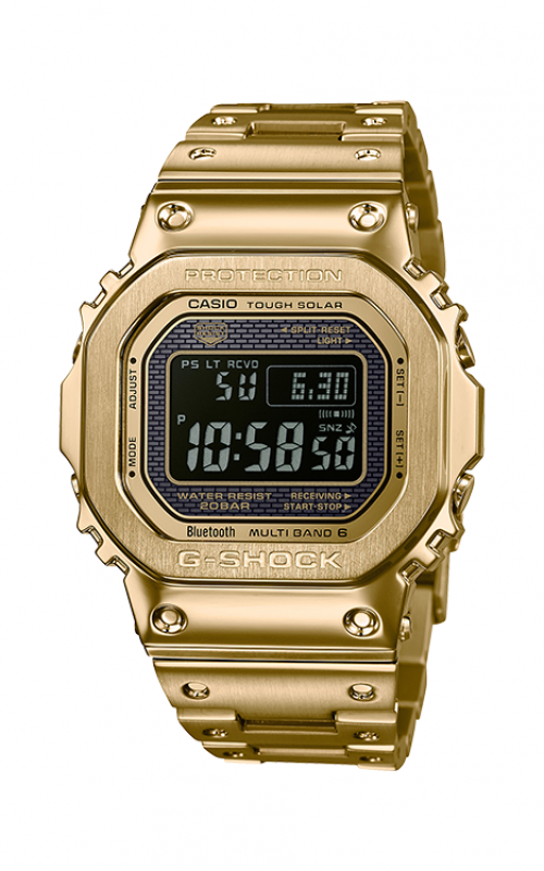 G-Shock Digital Watch GMWB5000GD-9 product image