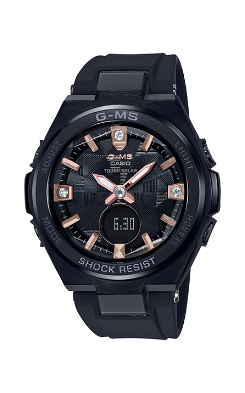 G-Shock Watch MSGS200BDD-1A product image