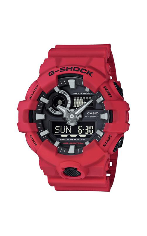 G-Shock Analog-Digital Watch GA700-4A product image