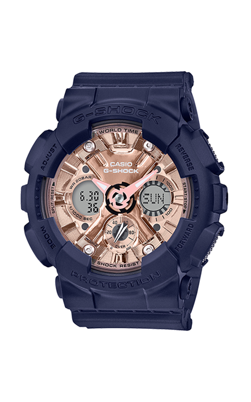 G-Shock S Series Watch GMAS120MF-2A2 product image