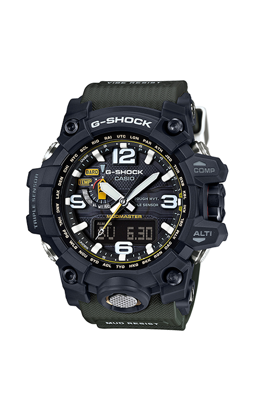G-Shock Master Of G Watch GWG1000-1A3 product image