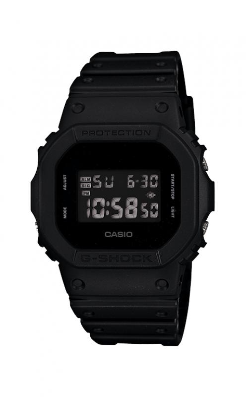 G-Shock Digital Watch DW5600BB-1 product image