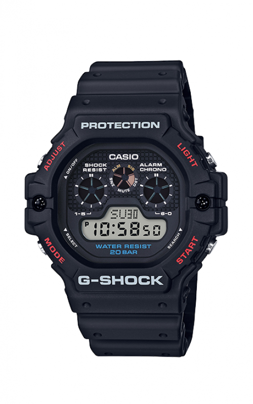G-Shock Digital Watch DW5900-1 product image