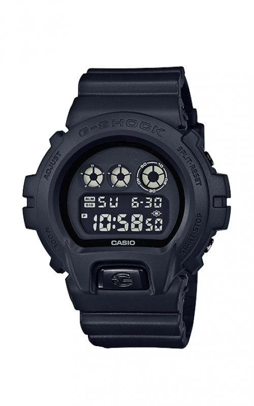 G-Shock Watch DW6900BB-1 product image