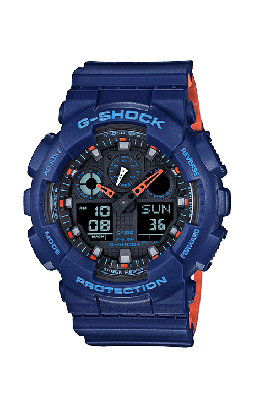 G-Shock Analog-Digital Watch GA100L-2A product image