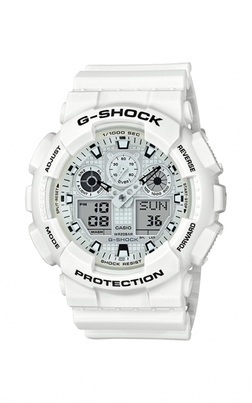 G-Shock Watch GA100MW-7A product image