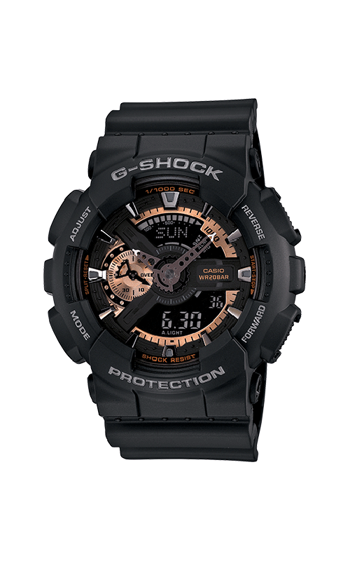 G-Shock Watch GA110RG-1A product image