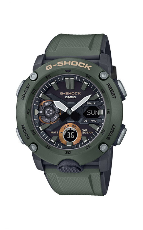 G-Shock Watch GA2000-3A product image