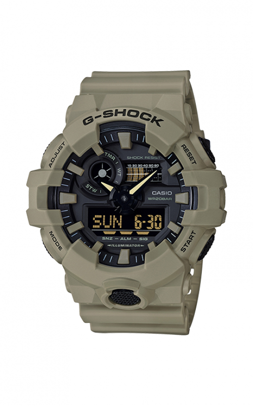 G-Shock Analog-Digital Watch GA700UC-5A product image