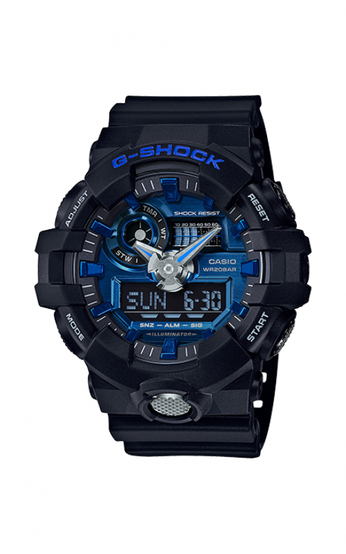 G-Shock Analog-Digital Watch GA710-1A2 product image