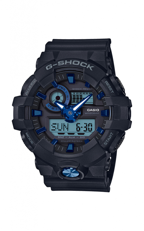G-Shock Analog-Digital Watch GA710B-1A2 product image