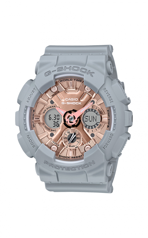 G-Shock S Series Watch GMAS120MF-8A product image