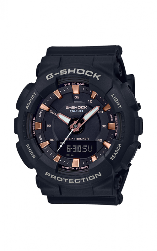 G-Shock S-Series Watch GMAS130PA-1A product image