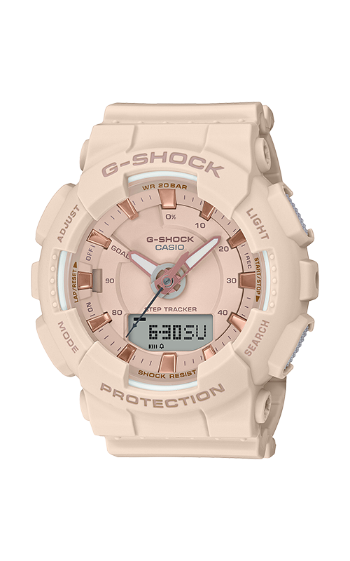 G-Shock Watch GMAS130PA-4A product image