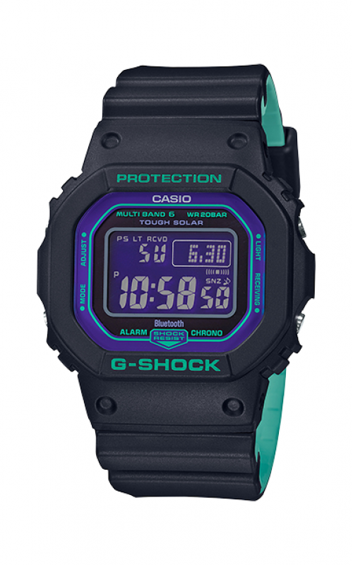 G-Shock Watch GWB5600BL-1 product image