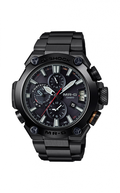 G-Shock MR-G Watch MRGG2000CB-1A product image