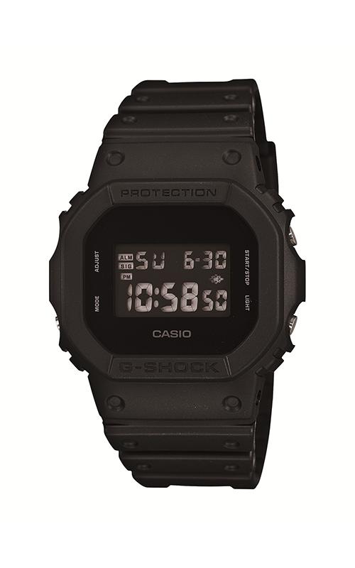 G-Shock Digital Watch DW-5600BB-1 product image