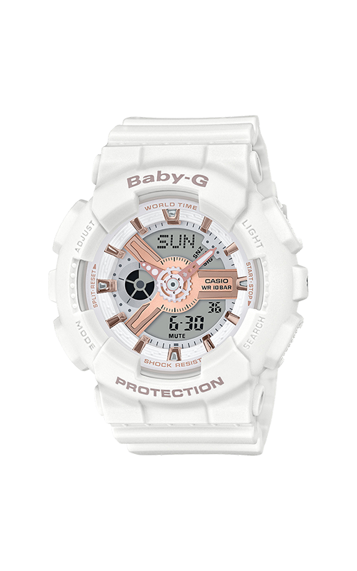 G-Shock Baby-G Watch BA110RG-7A product image