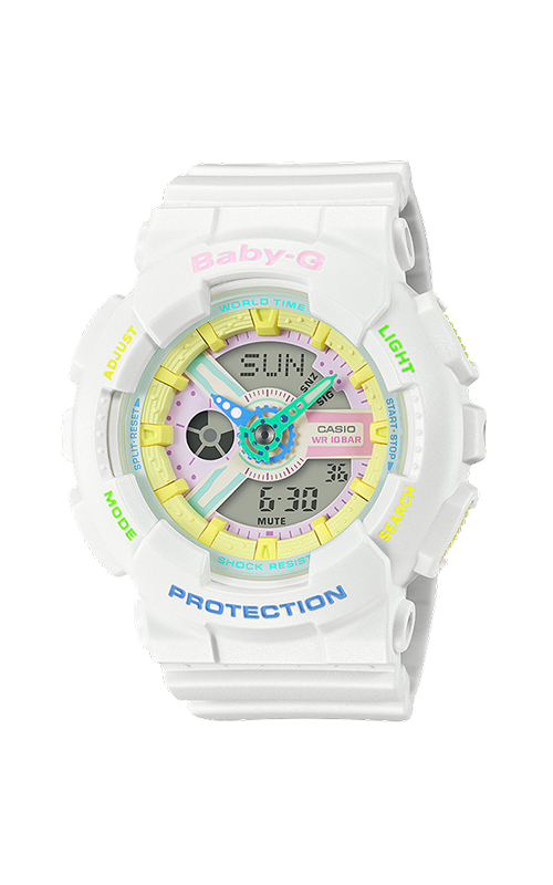 G-Shock Baby-G Watch BA110TM-7A product image