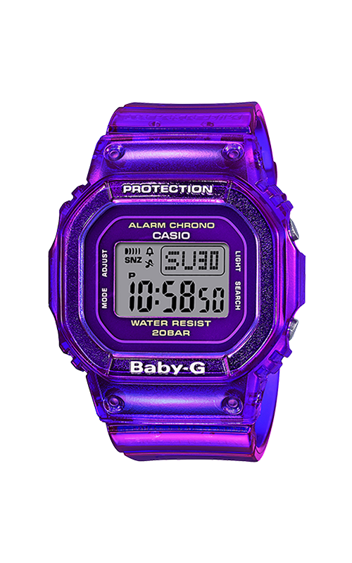 G-Shock Baby-G Watch BGD560S-6 product image