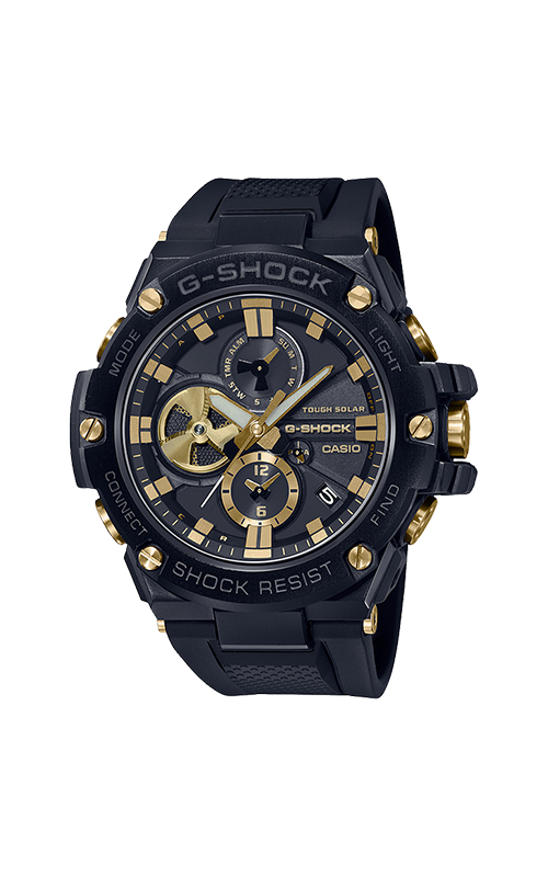 G-Shock G-Steel Watch GSTB100GC-1A product image