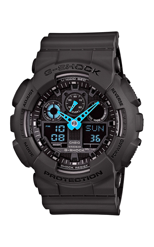 G-Shock Analog-Digital GA100C-8A product image
