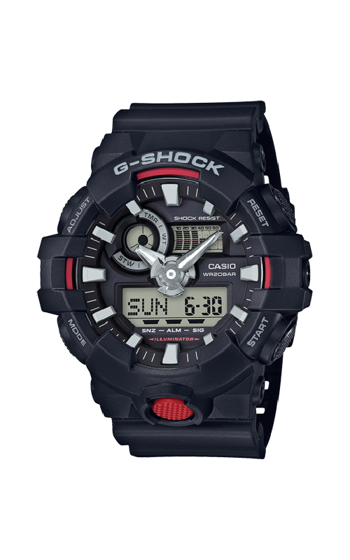 G-Shock Analog-Digital GA700-1A product image