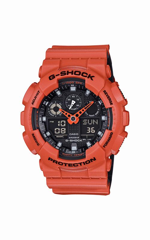 G-Shock Analog-Digital Watch GA100L-4A product image
