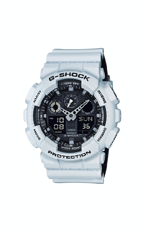 G-Shock Analog-Digital Watch GA100L-7A product image