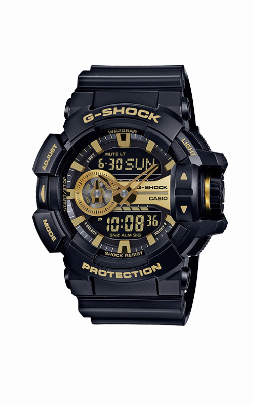 G-Shock Analog-Digital GA400GB-1A9 product image