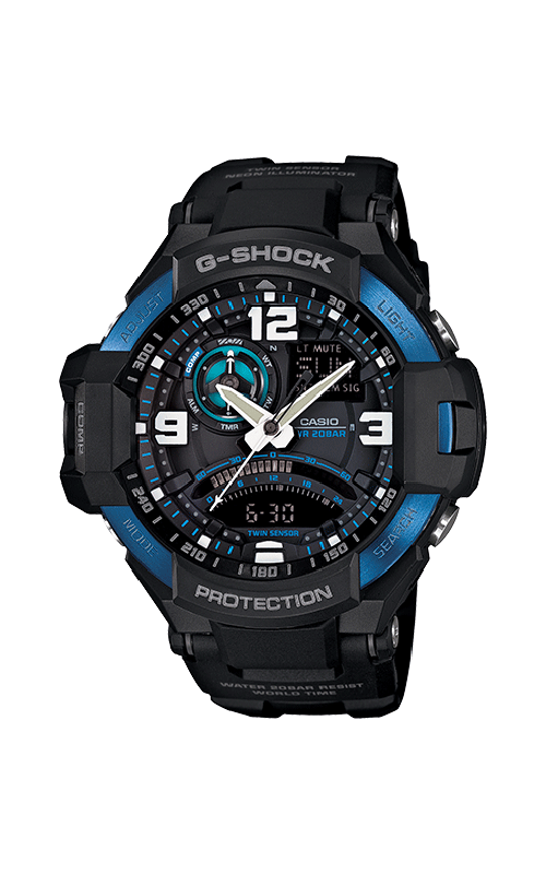G-Shock Master Of G Watch GA1000-2B product image