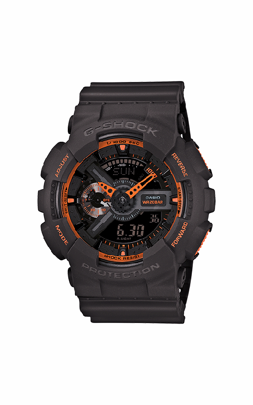 G-Shock Analog-Digital Watch GA110TS-1A4 product image