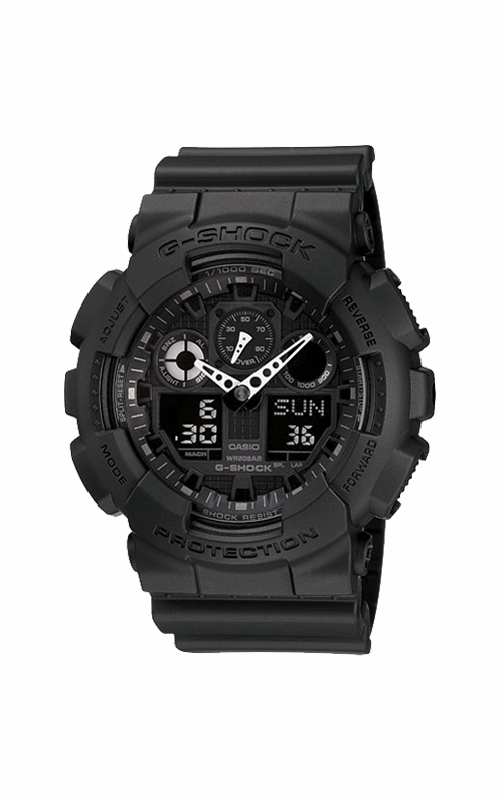 G-Shock Analog-Digital GA100-1A1 product image