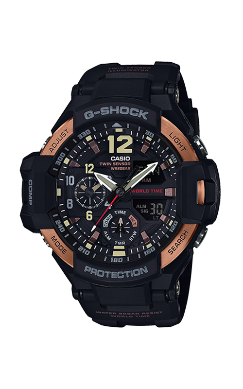 Watch G-Shock Master Of G GA1100RG-1A product image